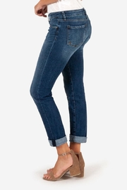 Kut from the Cloth Catherine Boyfriend Jeans - Front full body