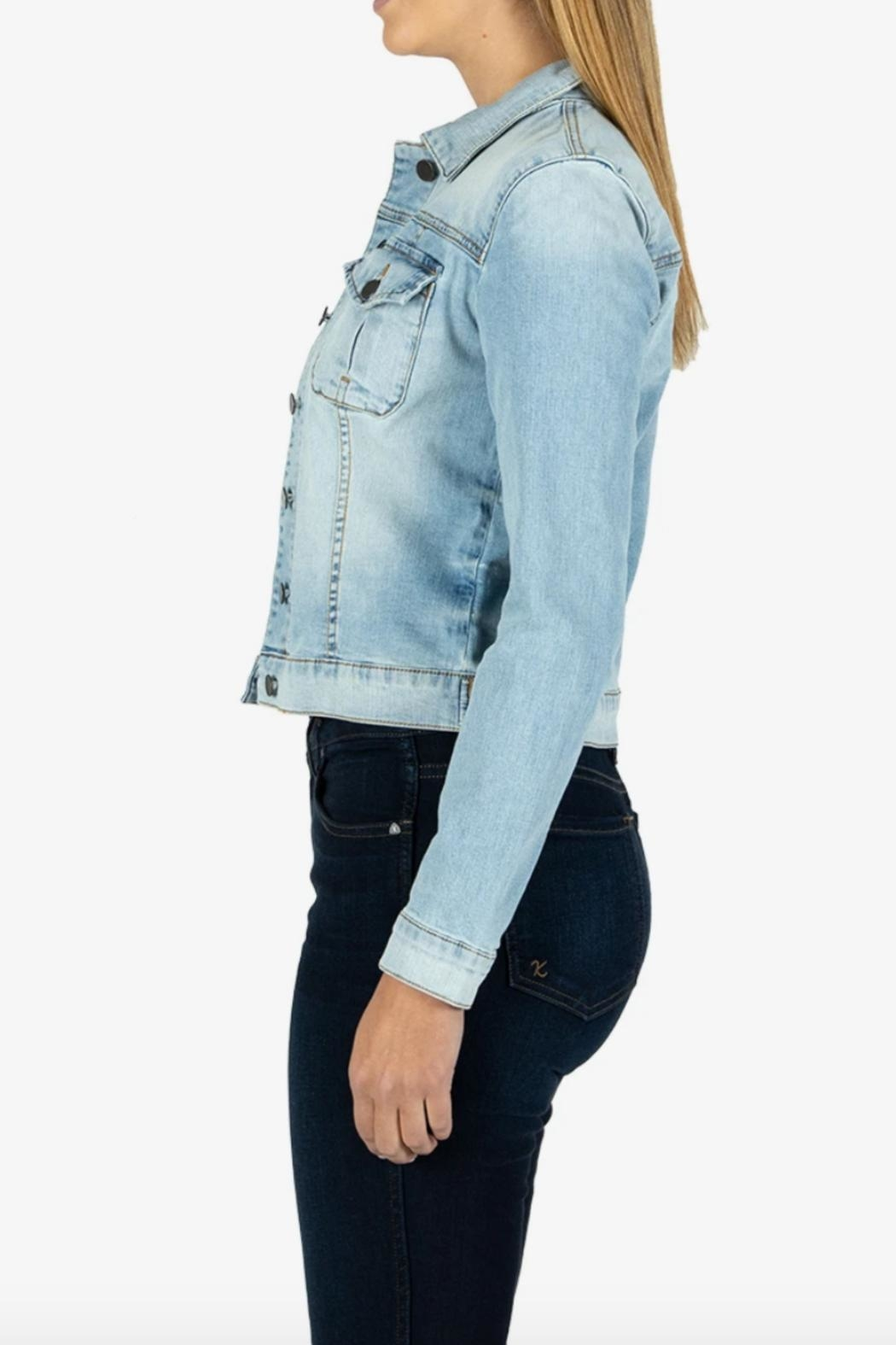 Kut from the Kloth Amelia Jacket - Front Full Image
