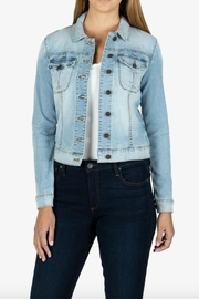 Kut from the Kloth Amelia Jacket - Front cropped