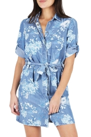 Kut from the Kloth Amerie Chambray Dress - Product Mini Image