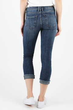 Kut from the Kloth Amy Cropped Skinny Jean - Alternate List Image