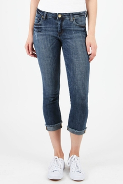 Kut from the Kloth Amy Cropped Skinny Jean - Product List Image