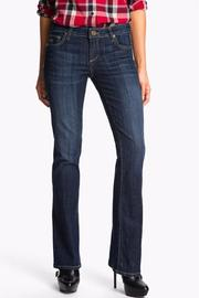 Kut from the Kloth Baby Bootcut Jeans - Front cropped