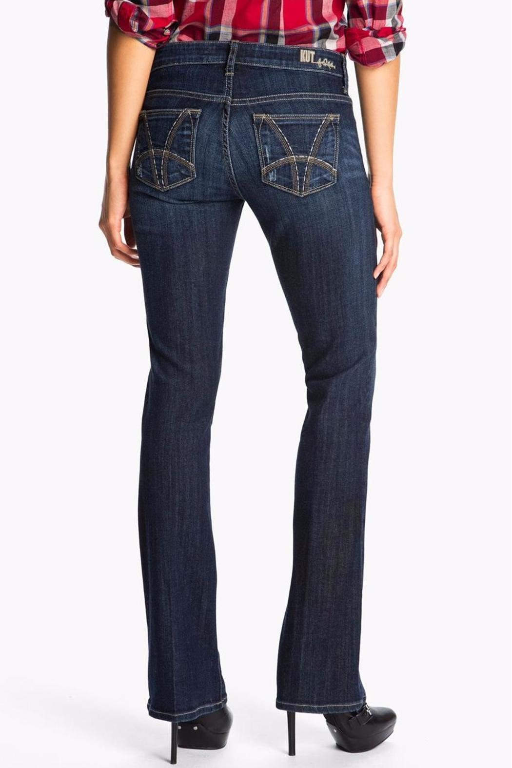 Kut from the Kloth Baby Bootcut Jeans - Front Full Image