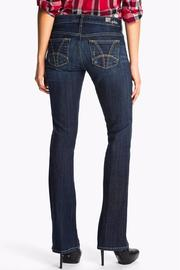 Kut from the Kloth Baby Bootcut Jeans - Front full body