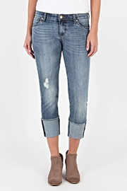 Kut from the Kloth Cameron Straight Jeans - Product Mini Image