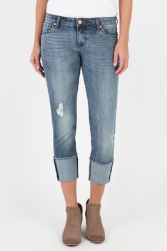 Kut from the Kloth Wide Cuff Jean - Product List Image