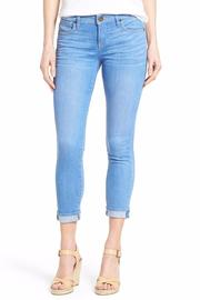Kut from the Kloth Catherine Slim Boyfriend Jeans - Product Mini Image