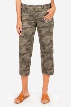 Kut from the Kloth Charlotte Crop Culotte - Product List Image