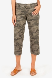 Kut from the Kloth Charlotte Camo Culotte - Product Mini Image