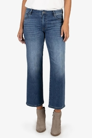 Kut from the Kloth Charlotte Gaucho Jeans - Product Mini Image