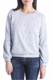 Kut from the Kloth Dareila Pearl Pullover - Front cropped