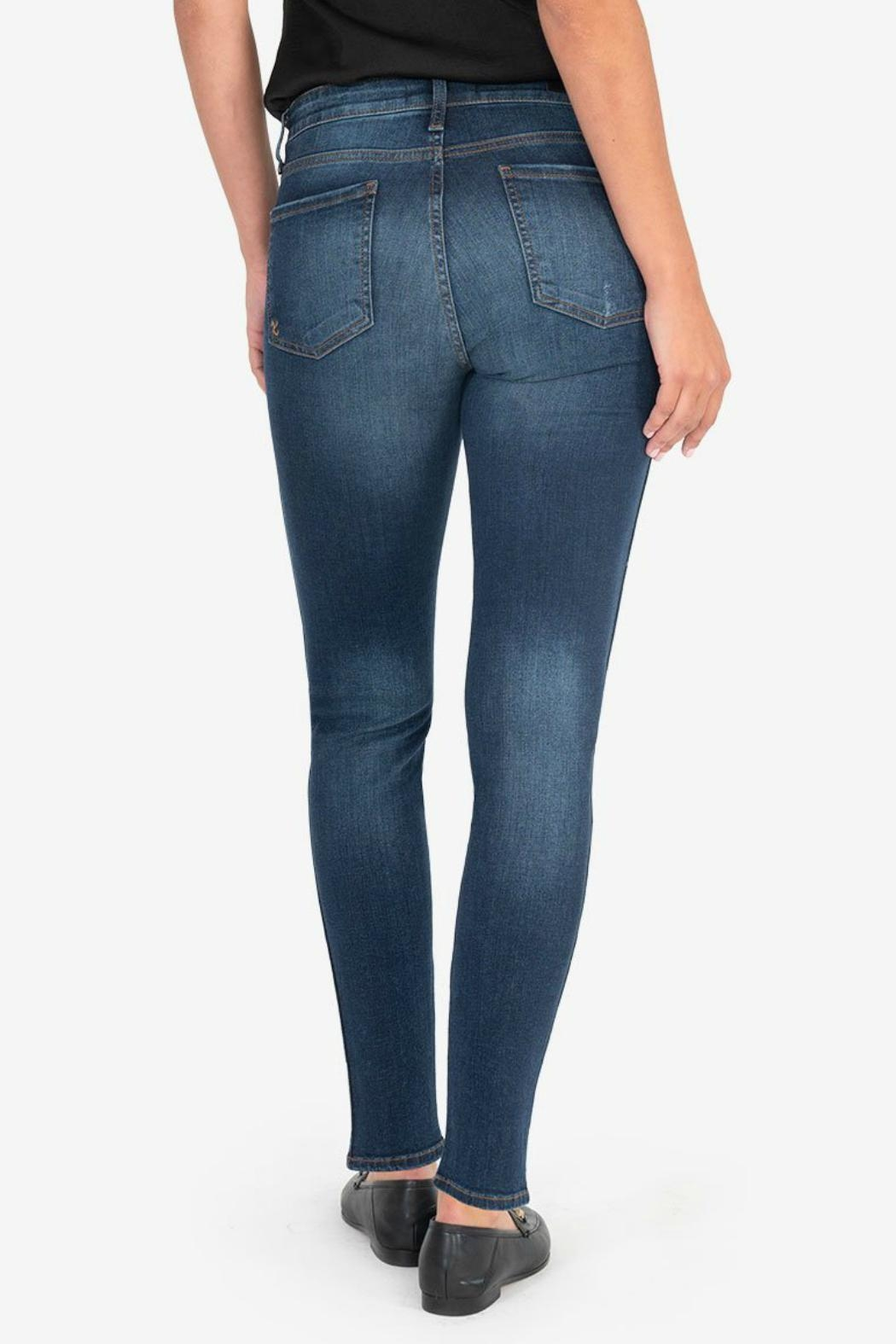 Kut from the Kloth Diana Fab-Ab Released-Fit-Skinny - Front Full Image