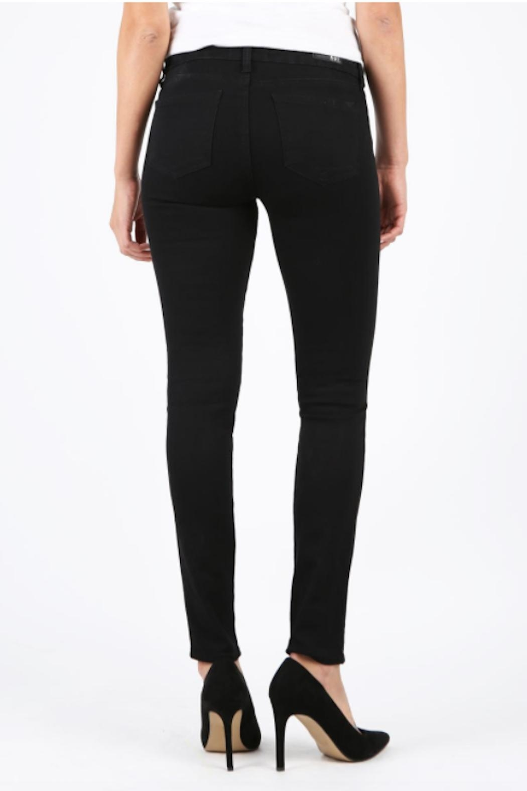 Kut from the Kloth Diana Kurvy Relaxed-Fit - Front Full Image