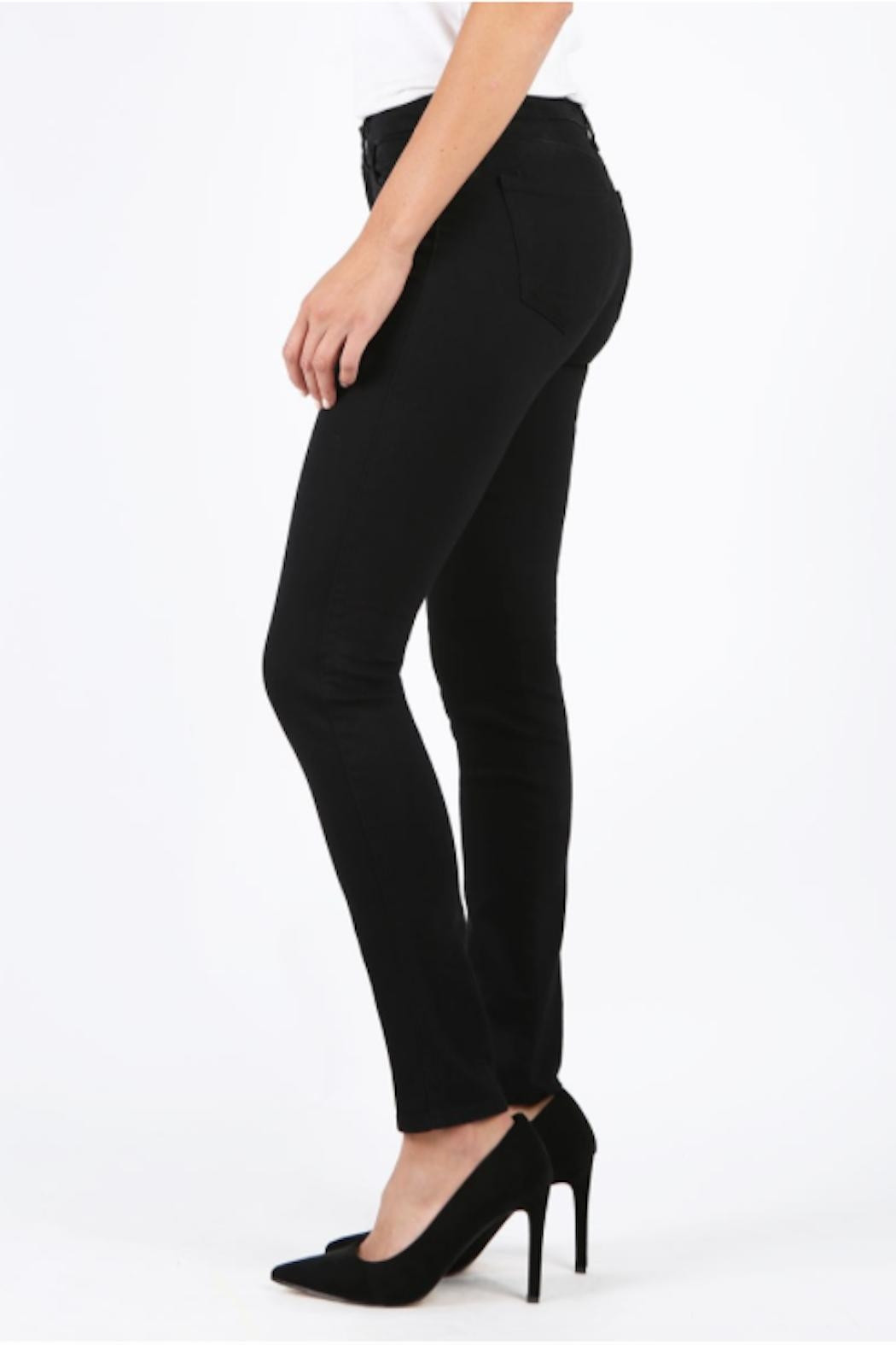 Kut from the Kloth Diana Kurvy Relaxed-Fit - Side Cropped Image