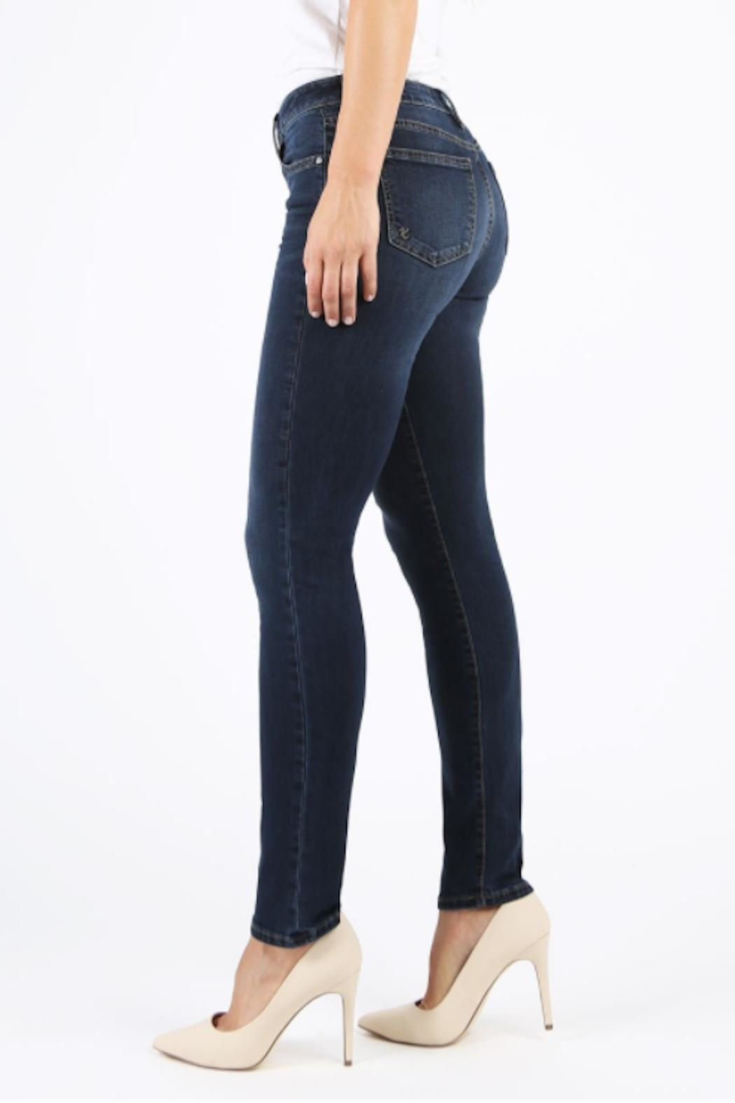 Kut from the Kloth Diana Kurvy Skinnies - Side Cropped Image