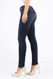 Kut from the Kloth Diana Kurvy Skinnies - Side cropped