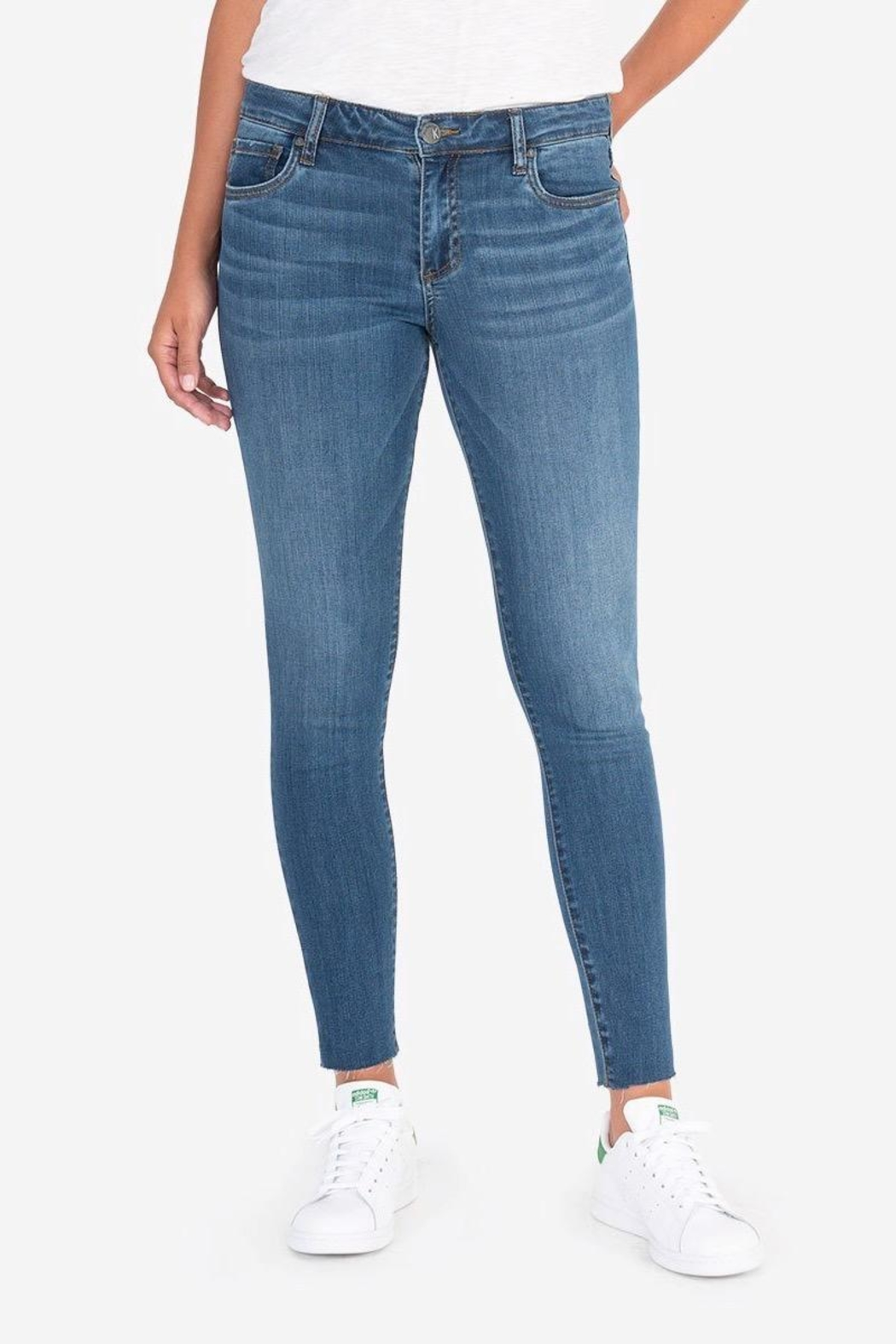 Kut from the Kloth Donna Ankle Skinny - Main Image