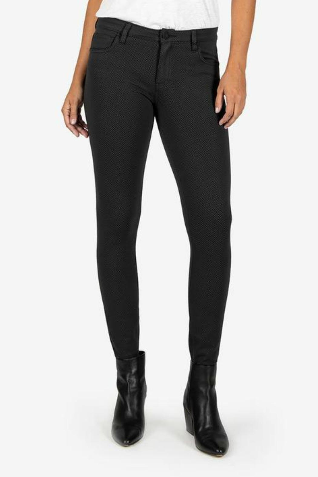 Kut from the Kloth Donna Ponte Ankle-Skinny - Main Image