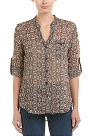 Kut from the Kloth Jasmin Floral Blouse - Product Mini Image