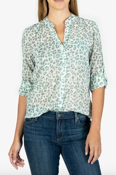 Shoptiques Product: Jasmine Printed Top