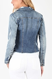 Kut from the Kloth Kara Jacket - Front cropped