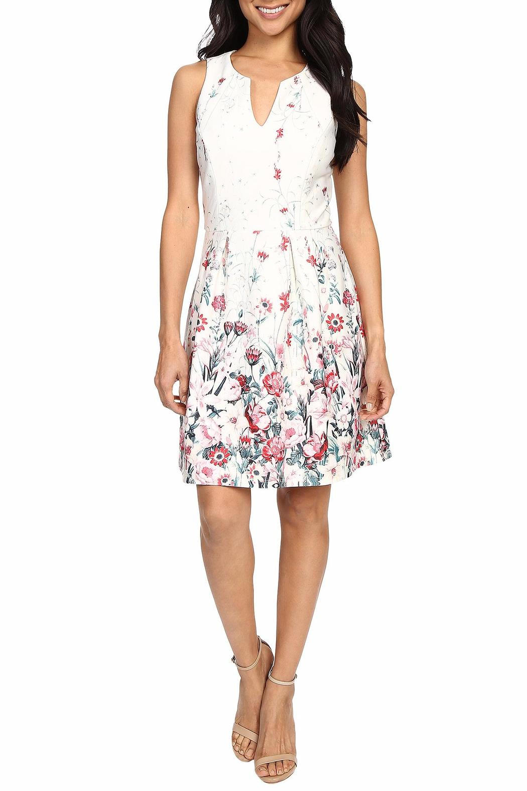 Kut from the Kloth Lana Floral Dress - Main Image