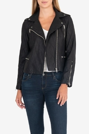 Kut from the Kloth Leni Moto Jacket - Product Mini Image
