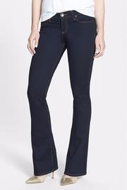 Kut from the Kloth Michelle Slim Flare - Front cropped