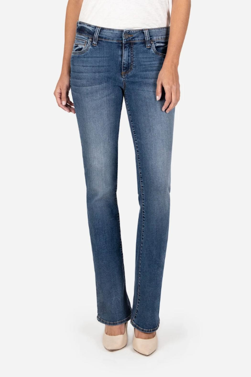 Kut from the Kloth Natalie Bootcut Jeans - Main Image