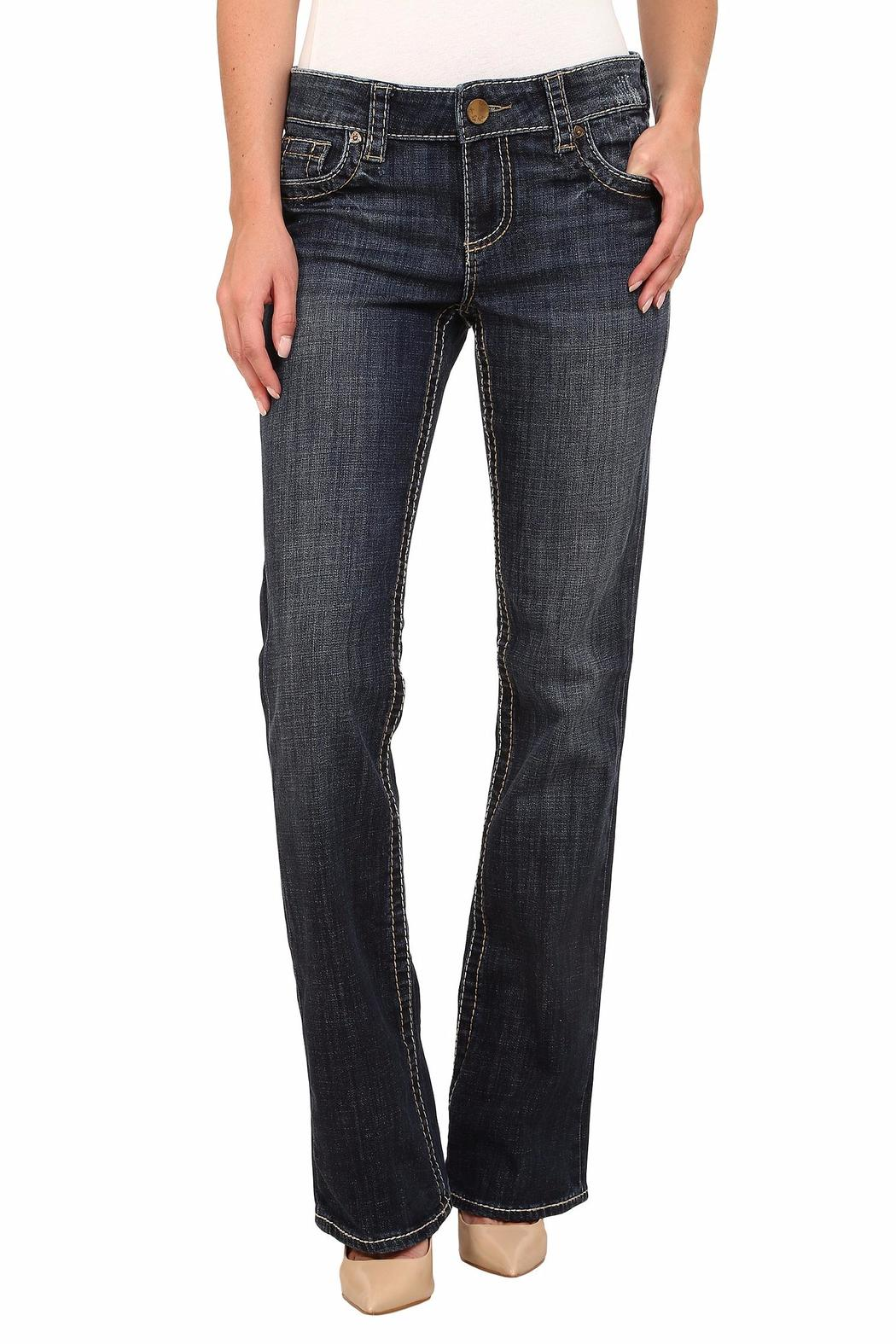 Kut from the Kloth Natalie Bootleg Jeans - Main Image