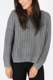 Kut from the Kloth Page Chunky Sweater - Product Mini Image