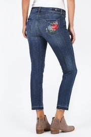 Kut from the Kloth Reese Embroidered Premier - Side cropped