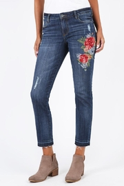 Kut from the Kloth Reese Embroidered Premier - Front cropped