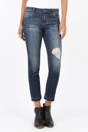 Kut from the Kloth Reese Release-Hem Jeans - Product Mini Image