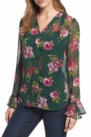 Kut from the Kloth Silvy Floral Print - Product Mini Image