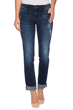 Kut from the Kloth Slouchy Boyfriend Jeans - Product List Image