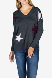 Kut from the Kloth Star High-Low Sweater - Product Mini Image