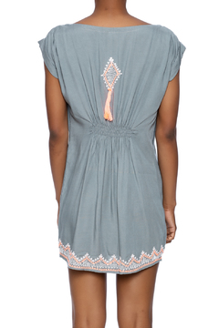 Shoptiques Product: Embroidered Tuscany Dress