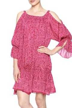 Shoptiques Product: Off The Shoulder Tunic