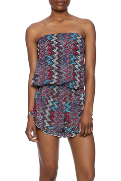 Kuta's One World Strapless Romper - Product List Image