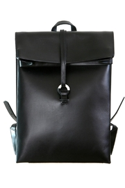 Kuula + Jylhä Leather Backpack Black - Product Mini Image