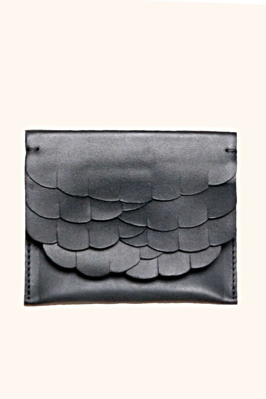 Kuula + Jylhä Leather Wallet - Front Cropped Image
