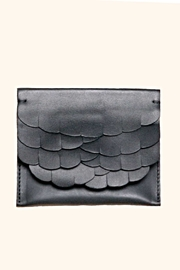 Kuula + Jylhä Leather Wallet - Front cropped
