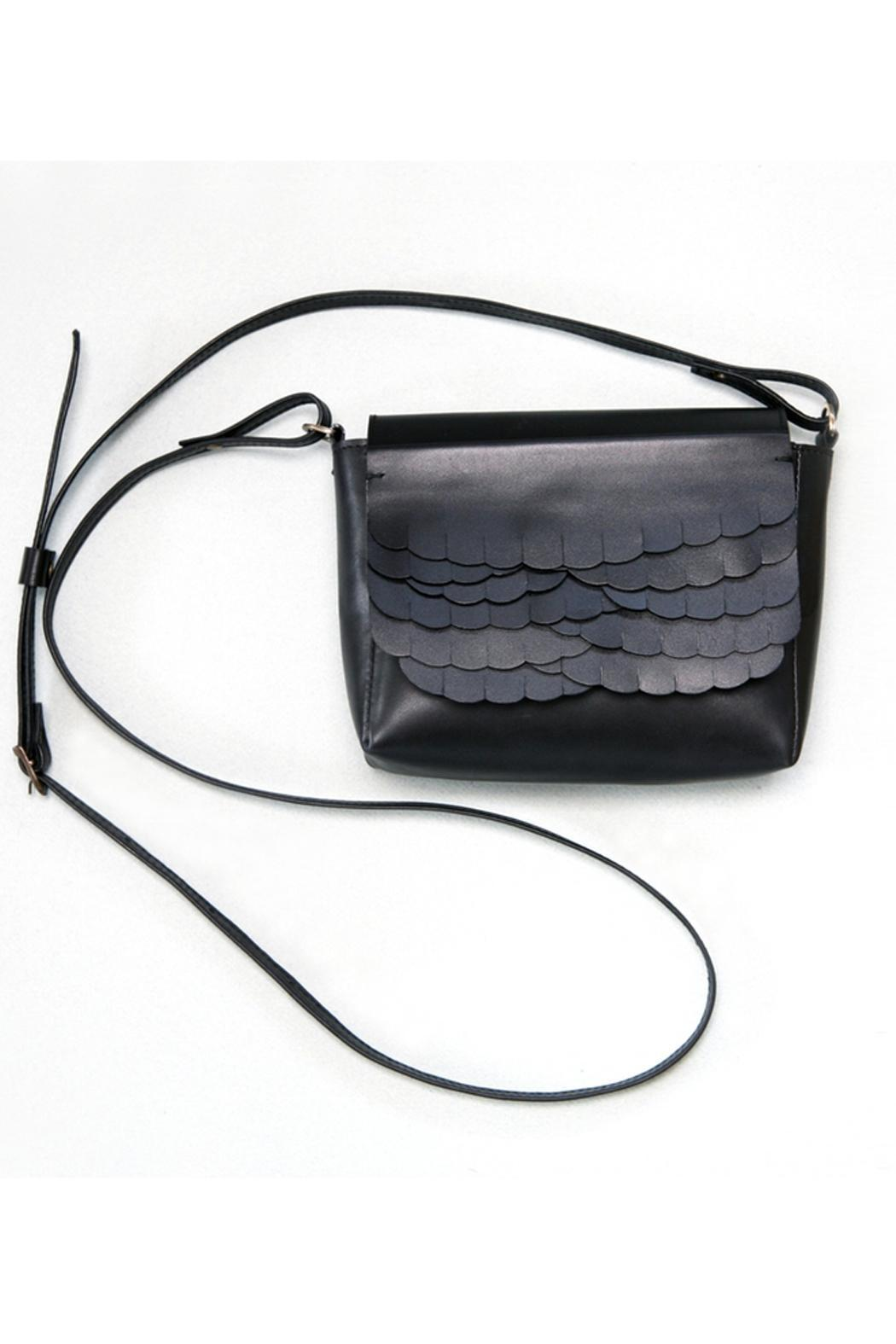 Kuula + Jylhä Mini Shoulder Bag Black - Main Image
