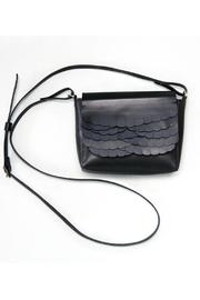 Kuula + Jylhä Mini Shoulder Bag Black - Front cropped