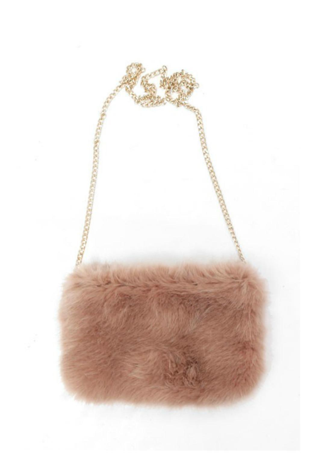 f3ec18dabf KW Fashion Faux Fur Crossbody from New Jersey by Making Waves ...