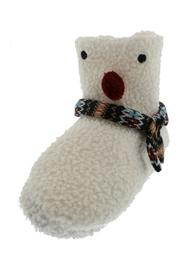 KW Fashion Snowman Bootie Slippers - Product Mini Image