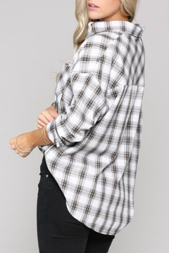 KyeMi Noah Plaid Shirt - Alternate List Image