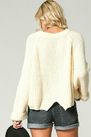 KyeMi Sonja Oversized Sweater - Side cropped